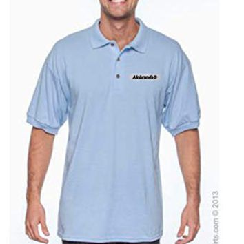 ALNBRANDS® Adult Unisex 6 oz. Polo