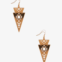 Cutout Southwestern Earrings