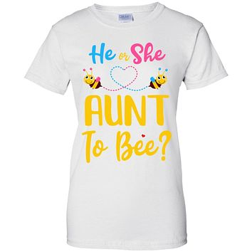 Gender Reveal Pink Or Blue What Will It Bee He Or She Aunt