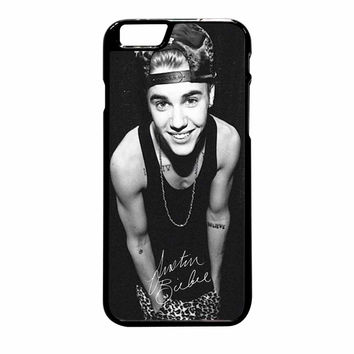 Justin Bieber New Image iPhone 6 Plus Case