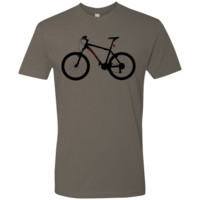 T.L.Mountain Bike Next Level Premium Short Sleeve Tee