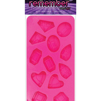 Night To Remember Sparkling Gems Silicone Ice Cube Mold By Sassigirl