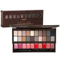NYX - Set Make Up - Nude On Nude Palette - S119
