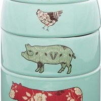 Farm Animals Stacked Measuring Cups