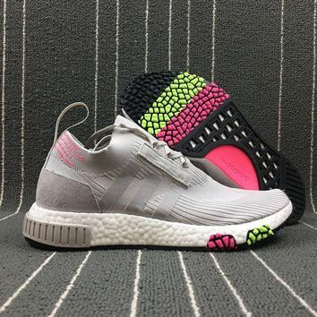 CREYNW6 Sale Newest Adidas NMD Racer Spring / Summer Boost 2018 Line UP Sport Shoes CQ2433