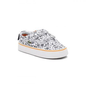 Lacoste Infants Navy/White Marcel Chunky 217 1 Trainers