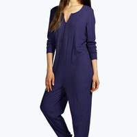 Steph Light Weight Ribbed Onesuit