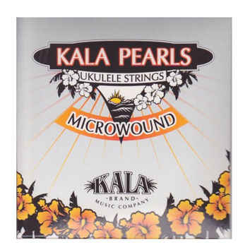 Kala Pearls Microwound Low G Ukulele Strings