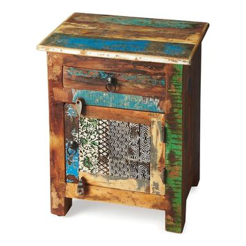 Reverb Transitional Rectangular Accent Chest Assorted Colors