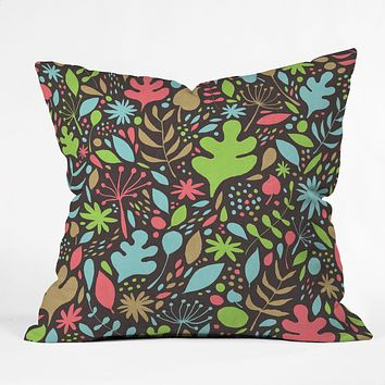 Nick Nelson Breezy Throw Pillow