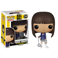 Funko POP! Movies - Kill Bill Vinyl Figure - GOGO YUBARI (4 inch): BBToyStore.com - Toys, Plush, Trading Cards, Action Figures & Games online retail store shop sale