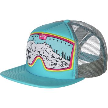 Bigtruck Brand Original Flat Graphic Trucker Hat