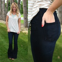 Flare for Fashion Bootcut Jeans
