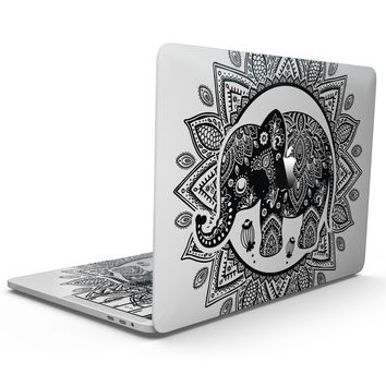 Indian Mandala Elephant - MacBook Pro with Touch Bar Skin Kit