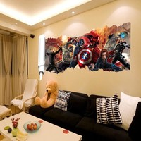 Marvel's The Avengers Wall Decal