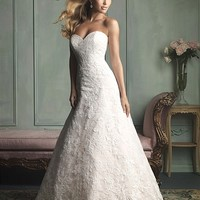Allure Bridal Gown 9109