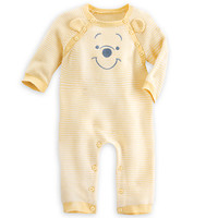 Winnie the Pooh Knitted Romper for Baby