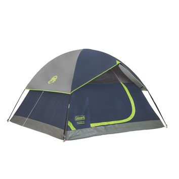 4 Person Coleman Dome Tent