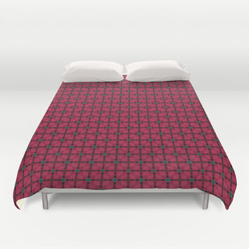 Orchid Duvet Cover by TRUA | Society6