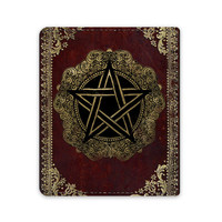 Pentagram Spellbook Wallet