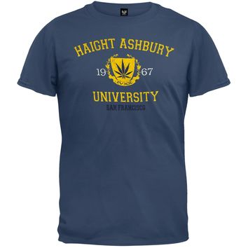 Haight Ashbury - Higher Ed T-Shirt