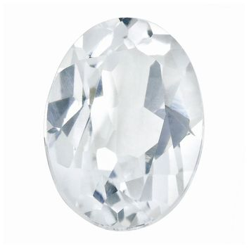 0.33 Ct Loose  5x4 Oval Diamond Gemstone SI1/SI2 Clarity and G/I Color