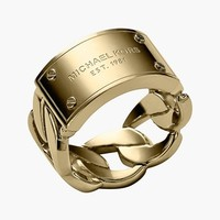 Michael Kors ID Band Ring