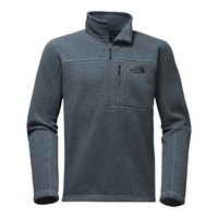 Men's Gordon Lyons 1/4 Zip in Conquer Blue Heather by The North Face