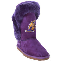 Los Angeles Lakers Cuce Women's Champions Boots – Purple