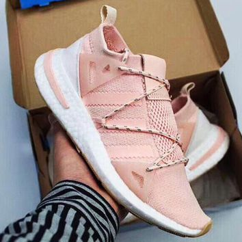 Adidas Arkyn Boost Women Men Sock Shoes Leisure Soles Sneakers