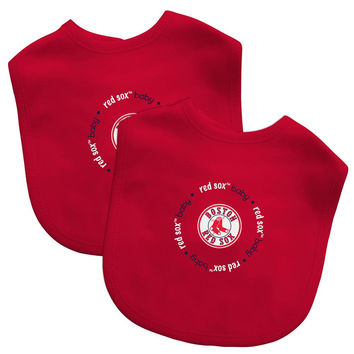 Baby Bib - Boston Red Sox