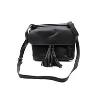 Pebble leather Sweet small purse
