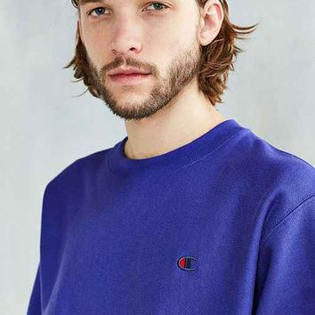 Champion Reverse Weave Crew-Neck Sweatshirt