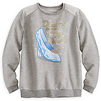 Cinderella Pullover Sweatshirt for Women - Live Action Film