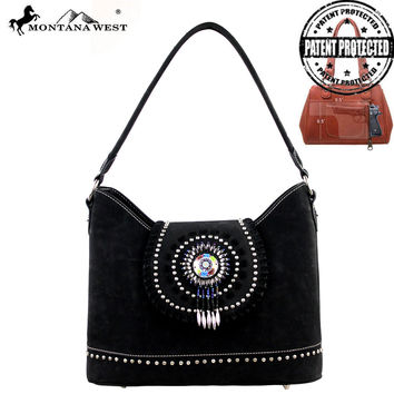 Montana West MW234G-8491 Concealed Carry Handbag