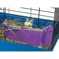 Lixit Pet Plastic Hay Rack