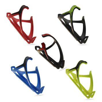 MTB Bike Bicycle Water Bottle Holder Cage Universal Mountain Bike Cup Holder Motorcycle Riding Water Bottle Stand Cycling Parts