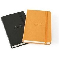 Webnotebook (Also known as Webbie) Dotted A5 Notebook  [Rhodia]