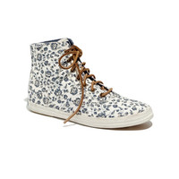 Keds® x Madewell Floral High-Top Sneakers - getaway style - Men's NEW ARRIVALS - J.Crew