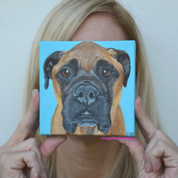 Dog painting, Custom Pet Paintings, Pet Portrait, Dog Painting, Dog art, Custom Pet Portrait,