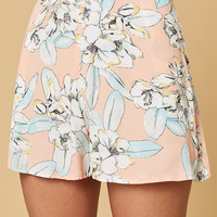 MinkPink Palm Springs High Waisted Soft Shorts at PacSun.com