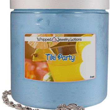 Tiki Party | Whipped Jewelry Lotion