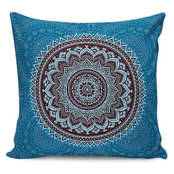 $5 Flash Sale Spiritual Mandala Pillow Covers