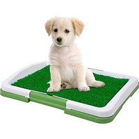 Puppy Potty Trainer Indoor Restroom Dogs Toilet Turf Litter Small