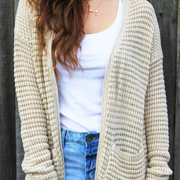 sirenlondon — Lazy Day Cardigan