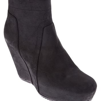 Rick Owens Wedge Boot