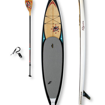 Boardworks Raven Stand Up Paddle Board Package, 12'6""
