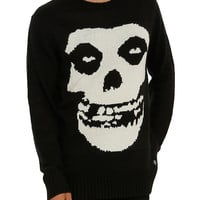 Iron Fist Misfits Fiend Skull Sweater