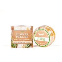 Summer Fields - Mini Solid Perfume/Cologne