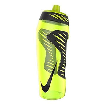 DCCK8BW Nike Hyperfuel Water Bottle 24oz (volt/black)